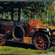 Postales: RENAULT TORPEDO DE 4 PLAZAS DEL AÑO 1908, POSTAL FRANCESA. Lote 183398140
