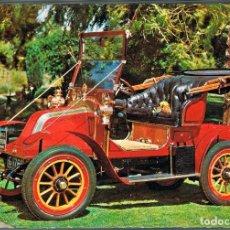 Postales: RENAULT DEL AÑO 1908, POSTAL ITALIANA. Lote 183398226