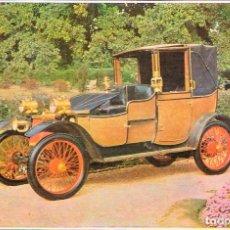 Postales: LANCHESTER DEL AÑO 1908, POSTAL ESPAÑOLA. Lote 183398723