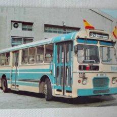 Postales: POSTAL NUEVA EUROFER 1028 - AUTOBUS PEGASO - BADALONA BARCELONA. Lote 193958836