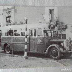 Postales: POSTAL NUEVA EUROFER 4123 - AUTOBUS MERCEDES - EMPRES TUSA MATRICULA Z 6879 - BADALONA ? BARCELONA?. Lote 193959158