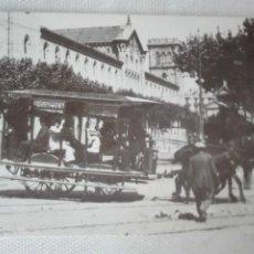 Postales: POSTAL NUEVA EUROFER 4162 - CATALANA RIPPER - BARCELONA - MULA ? FAUNA. Lote 193959317