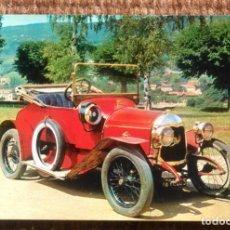 Postales: PHILOS 1914 - COCHE ANTIGUO. Lote 193997311
