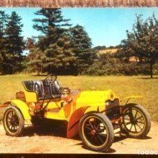 Postales: SIZAIRE ET NAUDIN 1906 - COCHE ANTIGUO. Lote 193997381