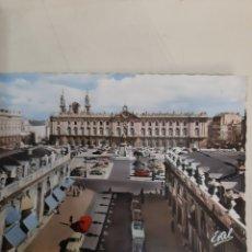Postales: NANCY FRANCIA COCHES EPOCA. Lote 194265236