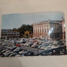 Postales: NANCY COCHES EPOCA. Lote 194265342