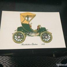 Postales: POSTAL DE COCHES - LA DE LA FOTO VER TODAS MIS POSTALES. Lote 194374025