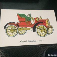 Postales: POSTAL DE COCHES - LA DE LA FOTO VER TODAS MIS POSTALES. Lote 194374090