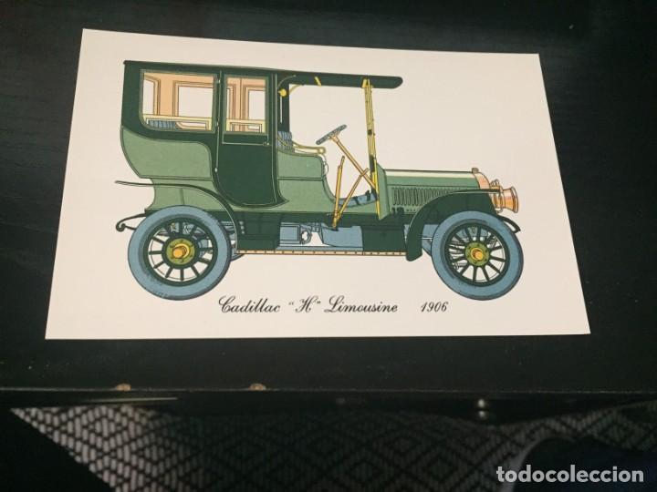 POSTAL DE COCHES - LA DE LA FOTO VER TODAS MIS POSTALES (Postales - Postales Temáticas - Coches y Automóviles)