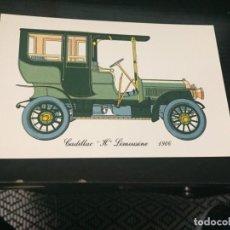 Postales: POSTAL DE COCHES - LA DE LA FOTO VER TODAS MIS POSTALES. Lote 194374142