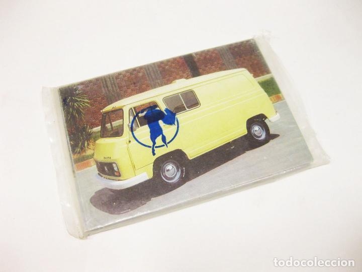 Postales: SOBRE ORIGINAL PEGASO CON 10 POSTALES DE AUTOCARES Y SAVA J-4 - Foto 4 - 194649808