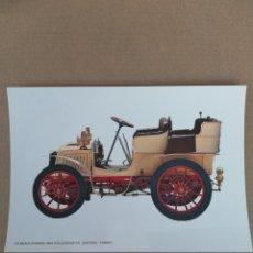 Postales: POSTAL PANHAR LEVASOR 1901. Lote 194711267