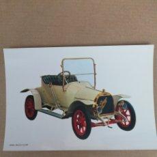 Postales: POSTAL OPEL 1912 5 1/2 HP. Lote 194711606