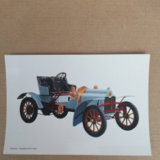 Postales: POSTAL SIZARE NAUDIN 8 HP 1907. Lote 194711790