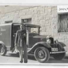 Postales: BARCELONA - AUTOMÓVIL - EL CHÓFER DE EGASA FELICITA LA NAVIDAD - P30049. Lote 195213922