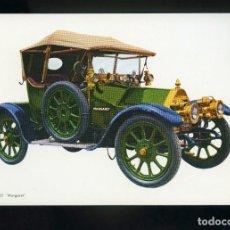 Postales: POSTAL DE COCHE ANTIGUO. BELZISE 1912 MARGARET. C.Y Z.. Lote 195897218