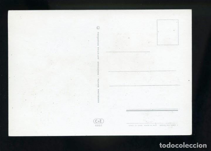 Postales: Postal de coche antiguo. Belzise 1912 Margaret. C.y Z. - Foto 2 - 195897218