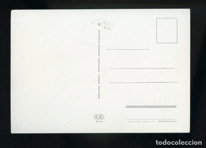 Postales: Postal de coche antiguo. Panhar Levasor 1901 collezione Dr. Giacosa - Torino. C.y Z. - Foto 2 - 195897440