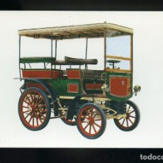 Postales: POSTAL DE COCHE ANTIGUO. BENZ 1899. C.Y Z.. Lote 195897516