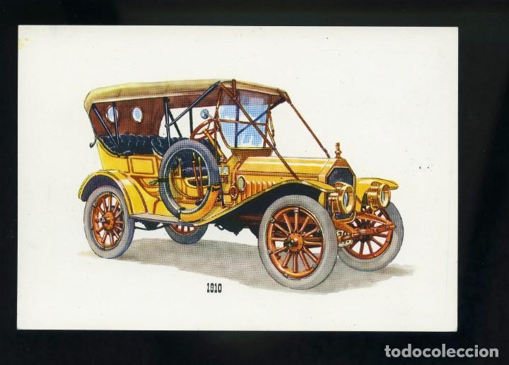 POSTAL DE COCHE ANTIGUO. 1910. BV (Postales - Postales Temáticas - Coches y Automóviles)