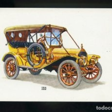 Postales: POSTAL DE COCHE ANTIGUO. 1910. BV. Lote 195897848