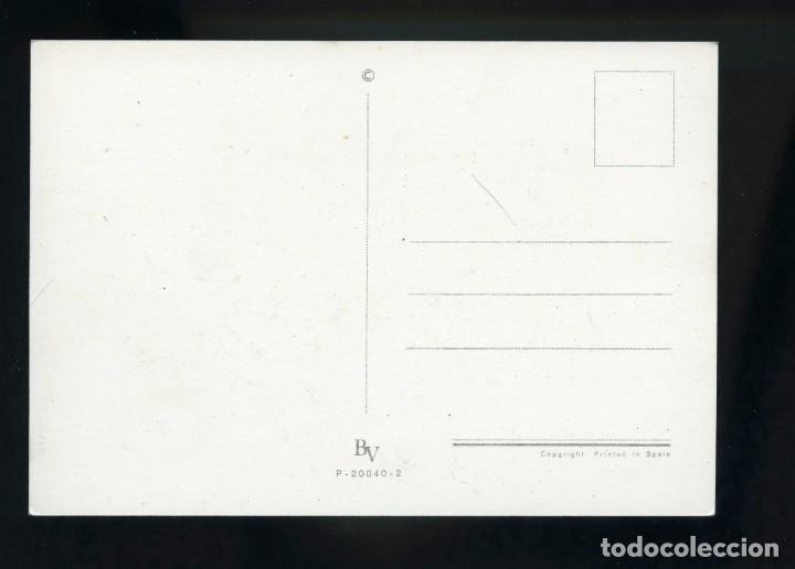 Postales: Postal de coche antiguo. 1910. BV - Foto 2 - 195897848