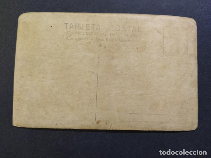 Postales: CICLISTAS-HOMBRES EN BICICLETA-POSTAL FOTOGRAFICA ANTIGUA DE CICLISMO-(68.627) - Foto 3 - 196604105