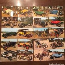 Postales: POSTALES DEL MUSEO CLARET, COLECCIÓN COMPLETA. Lote 198043327