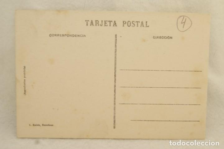 Postales: 3 COCHES O AUTOMOVILES DE EPOCA SEVILLA LA AUDIENCIA ROISIN S62 - Foto 3 - 203135373