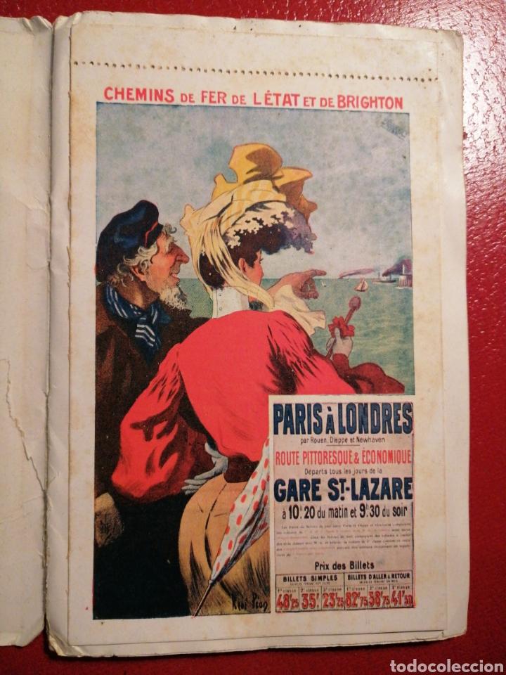 Postales: CHEMINS DE FER DE L´ETAT ET DE BRIGHTON CARTES POSTALES 8 - LIBRITO DE POSTALES PARIS. - Foto 2 - 205592325