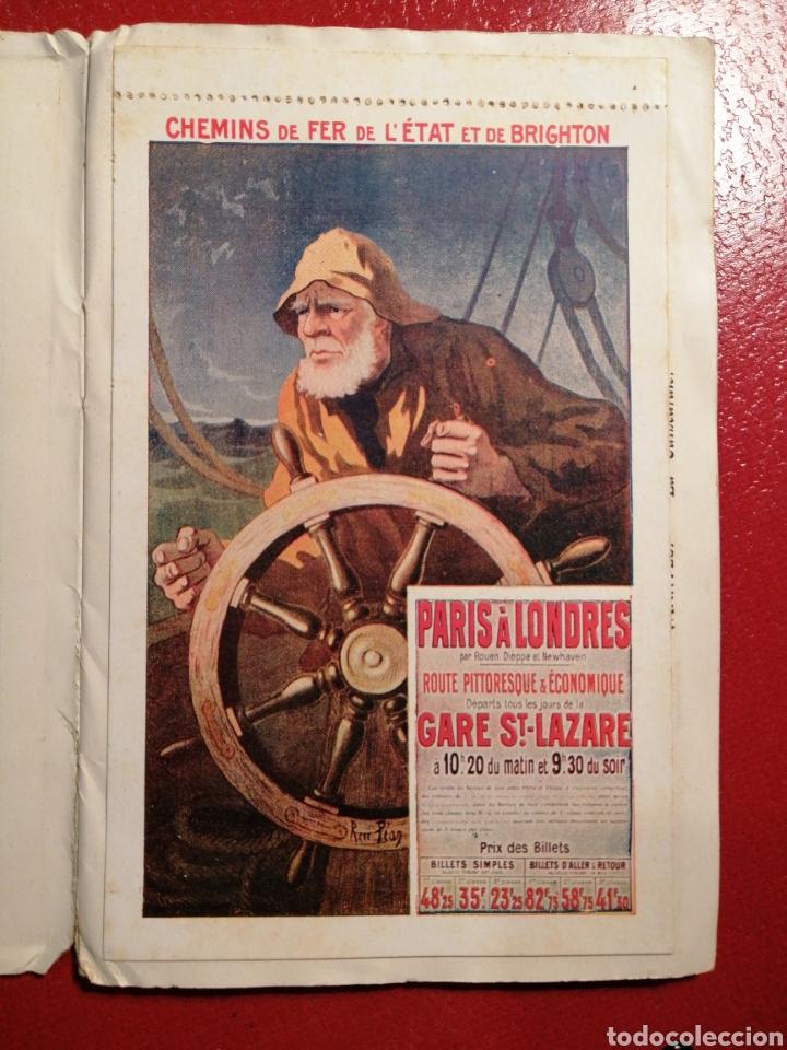 Postales: CHEMINS DE FER DE L´ETAT ET DE BRIGHTON CARTES POSTALES 8 - LIBRITO DE POSTALES PARIS. - Foto 3 - 205592325