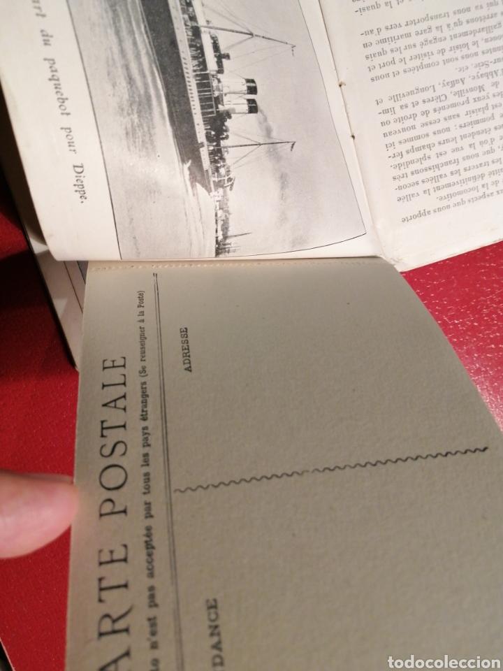 Postales: CHEMINS DE FER DE L´ETAT ET DE BRIGHTON CARTES POSTALES 8 - LIBRITO DE POSTALES PARIS. - Foto 11 - 205592325
