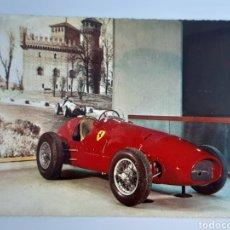 Postales: POSTAL MUSEO DEL AUTOMOVIL TORINO 1951. Lote 206559625