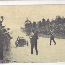 Postales: 1925 - GRAN PREMIO DE EUROPA(CIRCUITO DE SPA) - ALFA ROMEO - ASCARI TRIUNFADOR DE SU FAMOSA CARRERA. Lote 206595161