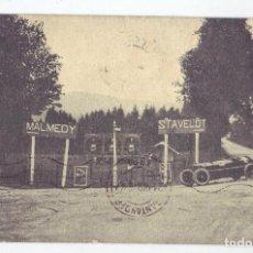 Postales: 1925 - GRAN PREMIO DE EUROPA(CIRCUITO DE SPA) - ALFA ROMEO - ASCARI SOBRE SU ALFA ROMEO. Lote 206595175