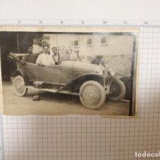 Postales: FOTO POSTAL - ANTIGUO COCHE AÑOS 20. Lote 207326811
