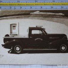 Postales: POSTAL DE COCHES MOTOS. COCHE FURGONETA CHEVROLET 1939. 986. Lote 210256145