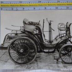 Postales: POSTAL DE COCHES MOTOS. SIGLO XIX. BENZ DESCAPOTABLE AÑO 1896. 988. Lote 210256215