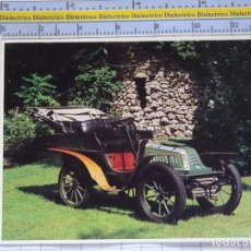 Postales: POSTAL DE COCHES MOTOS. COCHE OPEL DARRACQ DE 1902. 990. Lote 210256245