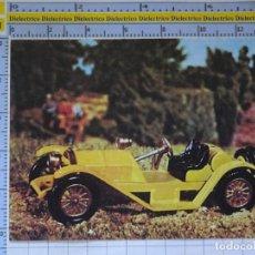 Postales: POSTAL DE COCHES MOTOS. MERCER RACEABOUT 1913. 1649. Lote 210425877