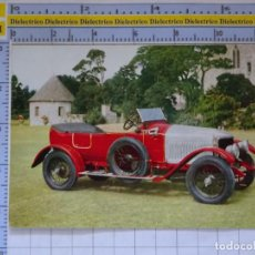 Postales: POSTAL DE COCHES MOTOS. VAUXHALL 1913 PRINCE HENRY. . 1654. Lote 210426018