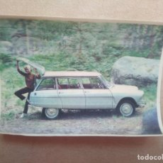 Postales: POSTAL BREAK AMI 6 CITROEN. Lote 211579975