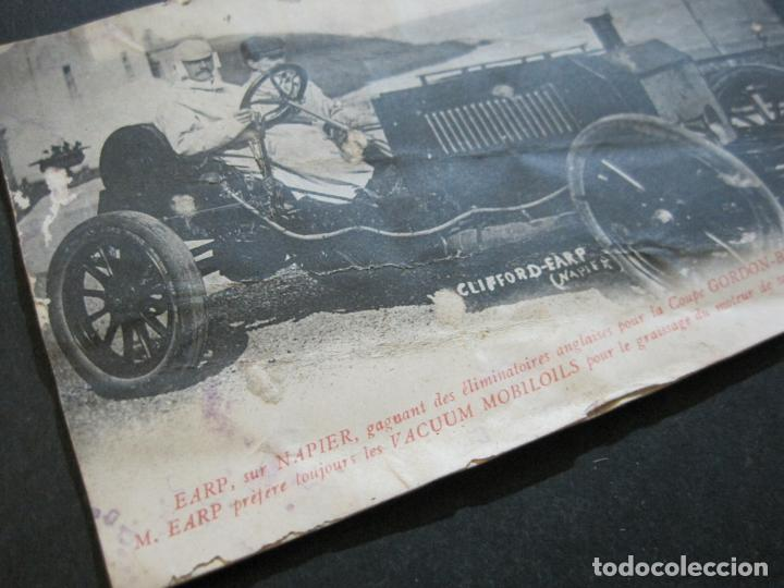 Postales: CLIFFORD EARP-NAPIER-COCHE-PILOTS DE CARRERAS-VER FOTOS-(73.463) - Foto 3 - 214947913
