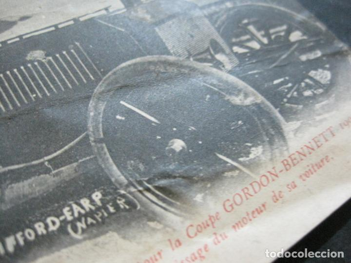 Postales: CLIFFORD EARP-NAPIER-COCHE-PILOTS DE CARRERAS-VER FOTOS-(73.463) - Foto 4 - 214947913