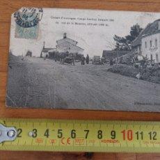 Postales: POSTAL DE AUVERGNE, COPA GORDON BENNETT 1905. FRANCIA RALLY COCHES. Nº14 COL MORENO. Lote 215994228