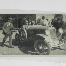 Postales: AUTOMOVILES COMPETICION 1920/30 CIRCUITO DE LASARTE (GUIPUZCOA) SEDE DEL GRAN PREMIO DE ESPAÑA 10. Lote 218110953