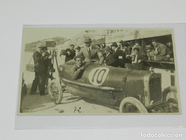 AUTOMOVILES COMPETICION 1920/30 CIRCUITO DE LASARTE (GUIPUZCOA) SEDE DEL GRAN PREMIO DE ESPAÑA 10 (Postales - Postales Temáticas - Coches y Automóviles)