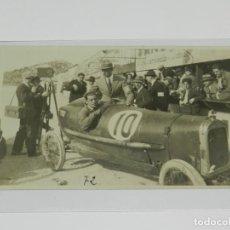 Postales: AUTOMOVILES COMPETICION 1920/30 CIRCUITO DE LASARTE (GUIPUZCOA) SEDE DEL GRAN PREMIO DE ESPAÑA 10. Lote 218111051