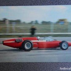 Postales: AUTOMOVIL CARRERAS ABARTH 2000 POSTAL ANTIGUA. Lote 218498368