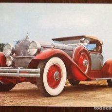 Postales: PACKARD 1930. .CIRCULADA. .ENVIO INCLUIDO.. Lote 219883433
